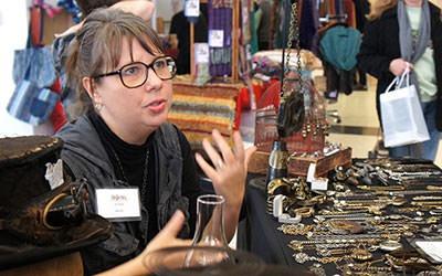 Deja Vu Art and Fine Craft - Columbus, IN