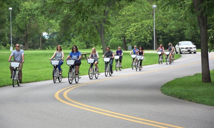 bike tours in Columbus