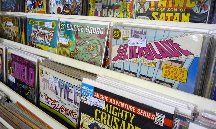 exit-76-antique-mall-comic-books