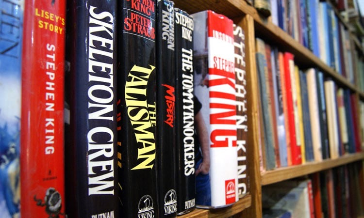 exit-76-antique-mall-stephen-king-books