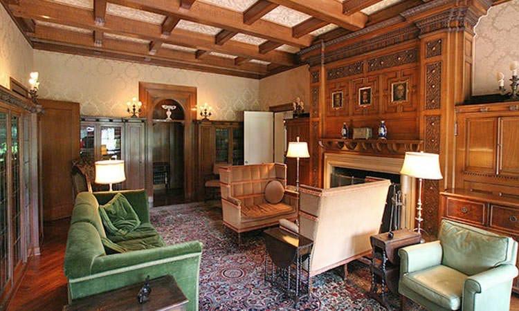 Inn at Irwin Gardens interior