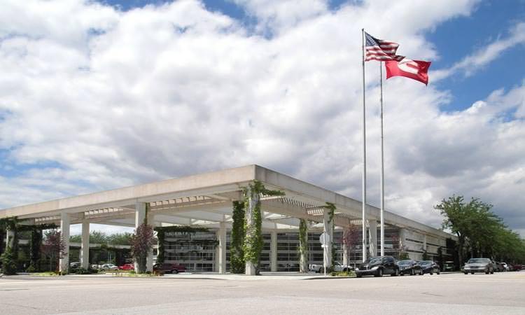 Cummins Corporate Office Building - Columbus, Indiana