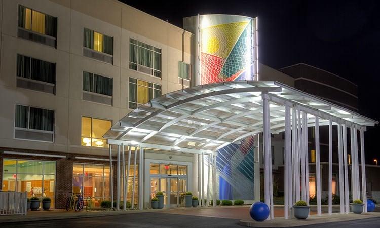 image : hotel indigo