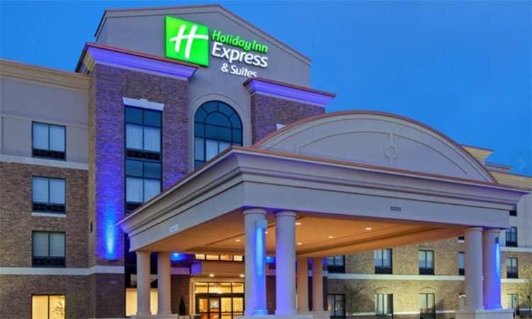 image : holiday inn express