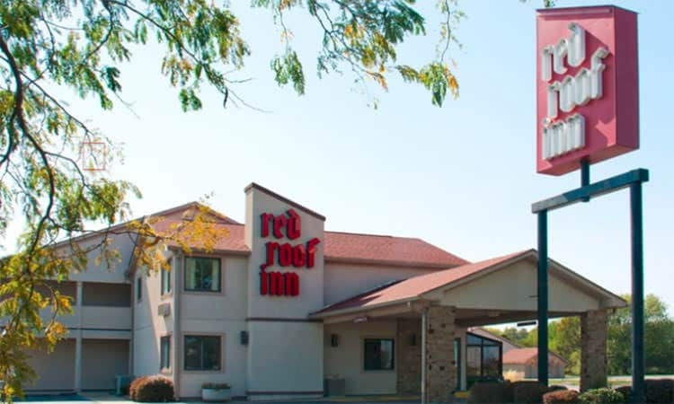 image : Red Roof Inn, Taylorsville-Columbus