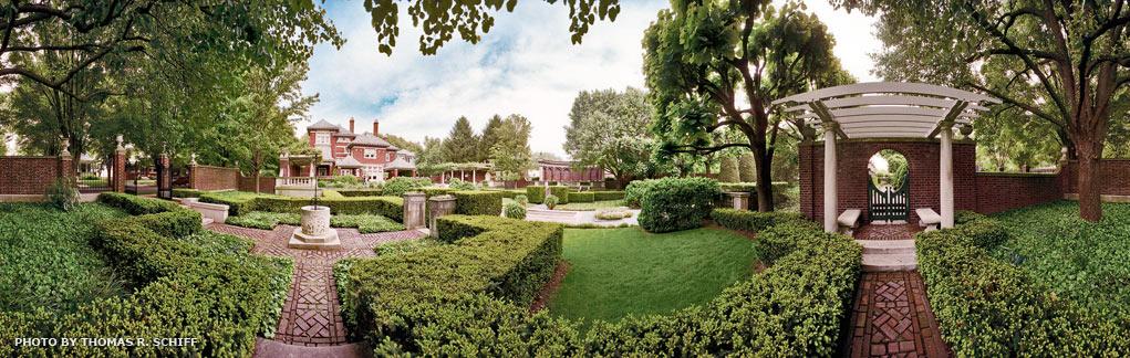 Inn at Irwin Gardens, by Thomas R. Schiff