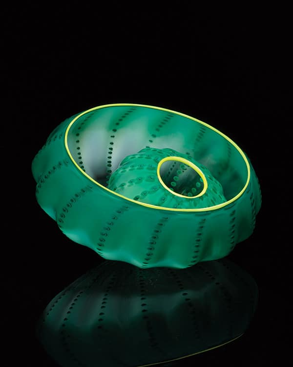 Jade Green Seaform, Dale Chihuly