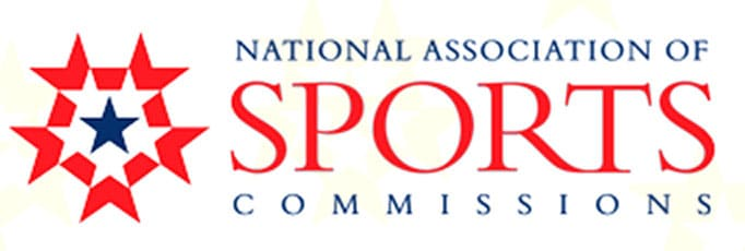 national association of sports commissions logo