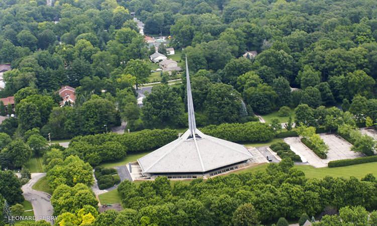 north-christian-church-columbus-in-aerial