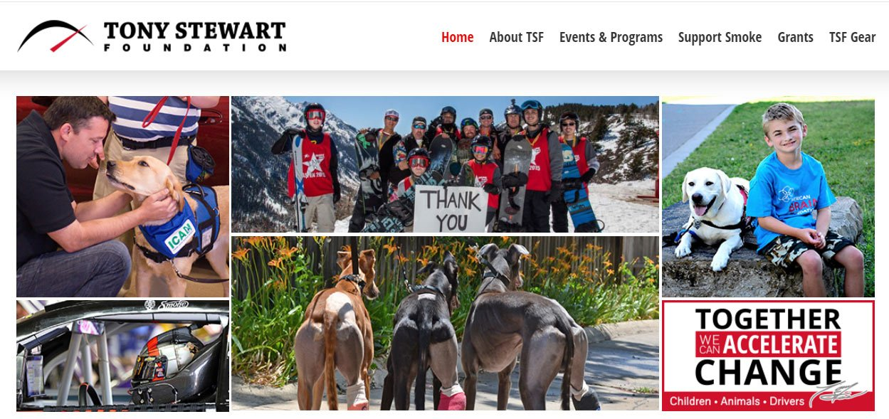 Tony Stewart Foundation