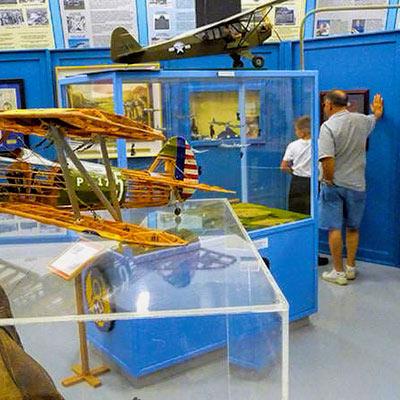 Air Museum, Columbus, Indiana