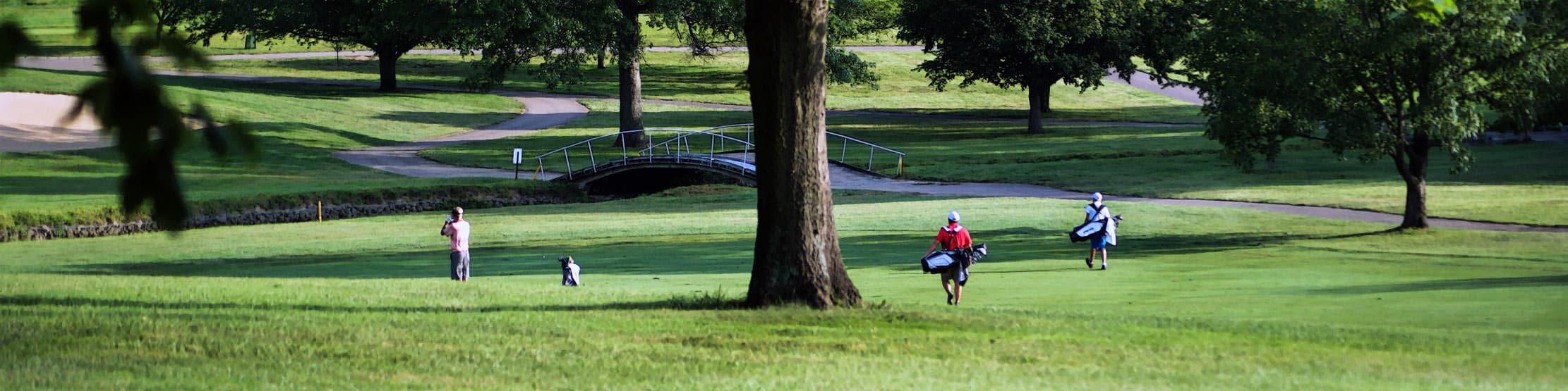 Otter Creek Golf Course - Columbus, Indiana