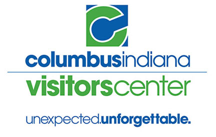 Columbus Indiana Visitors Center brand