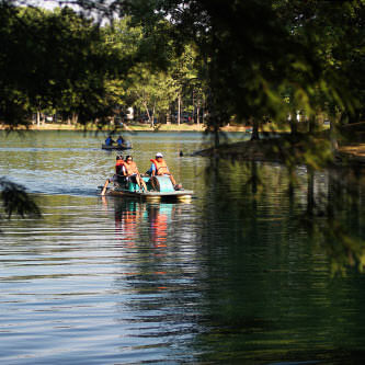 CERA Park paddelboats