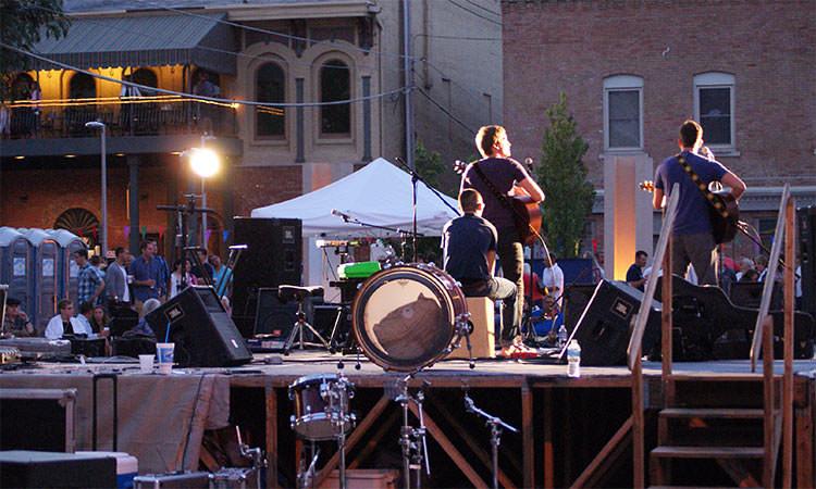 Biggest Block Party - Columbus, Indiana