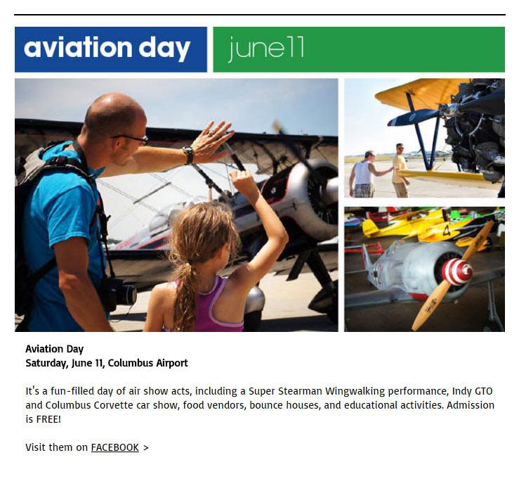 e-news - aviation day