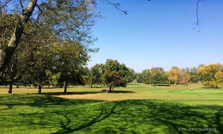 Greenbelt Golf Course - Columbus, Indiana
