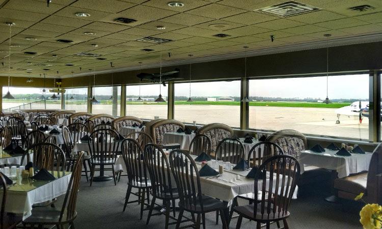Hangar 5 Restaurant, Columbus, Indiana