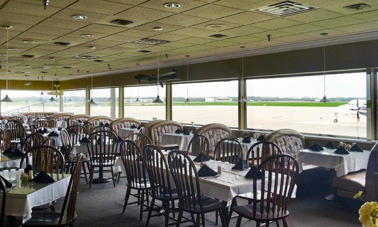 Blackerby's Hangar 5 Restaurant