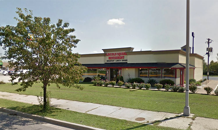 Lincoln Square restaurant exterior, Google streetview