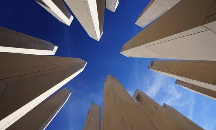 Veterans Memorial - Columbus, Indiana