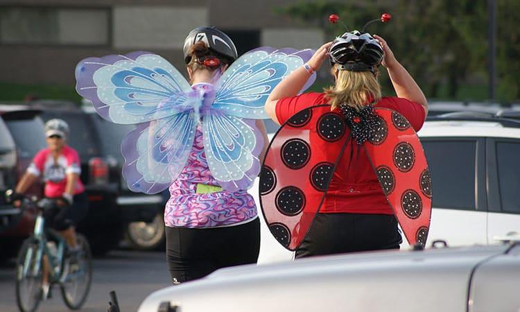 girlfriend ride - ladybug - Columbus, Indiana