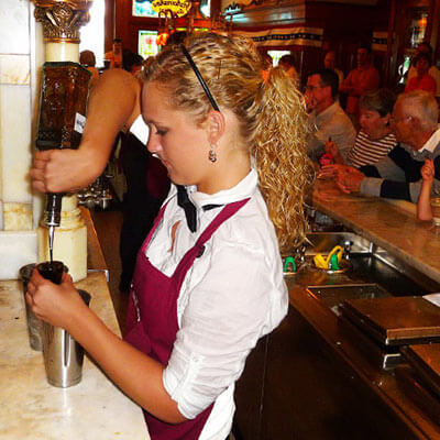 Zaharakos Old-Fashioned Ice Cream Parlor