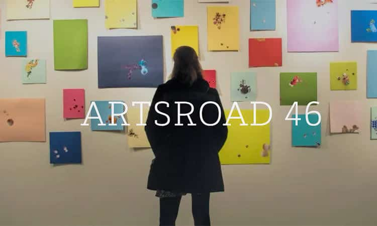 Arts Road 46 website