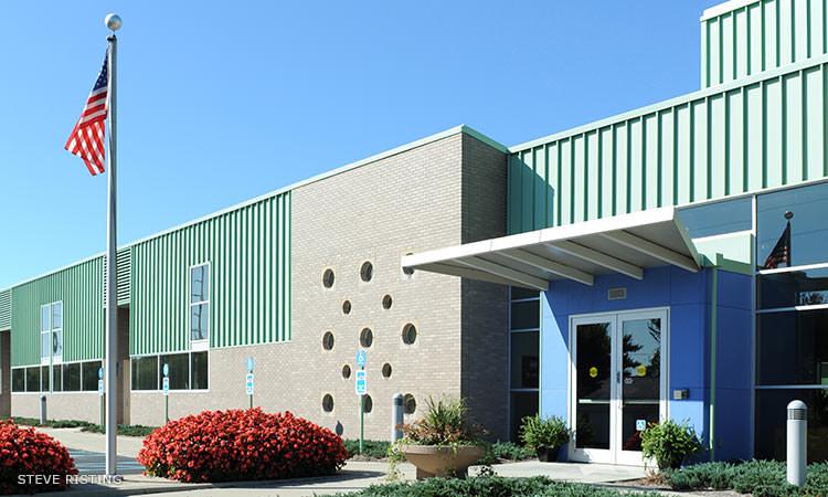 Cummins Child Development Center, Carlos Jimenez, 2001