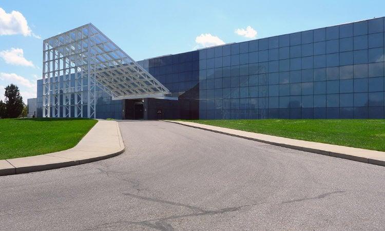 Cummins Columbus Engine Plant Expansion, Kevin Roche, 1996