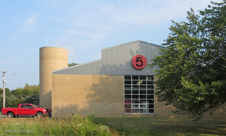 Fire Station 5, Susana Torre - 1987