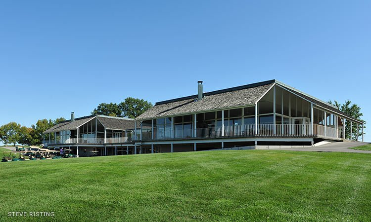 Otter Creek Clubhouse, Harry Weese - Columbus, Indiana