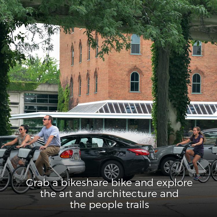 bikeshare bikers in Columbus