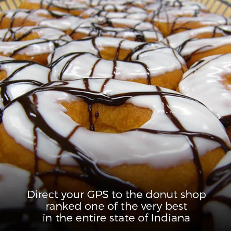 One of the best donut shops in Indiana