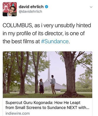 IndieWire post