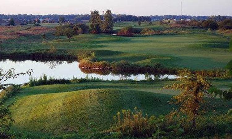 Timbergate Golf Course, Edinburgh, IN