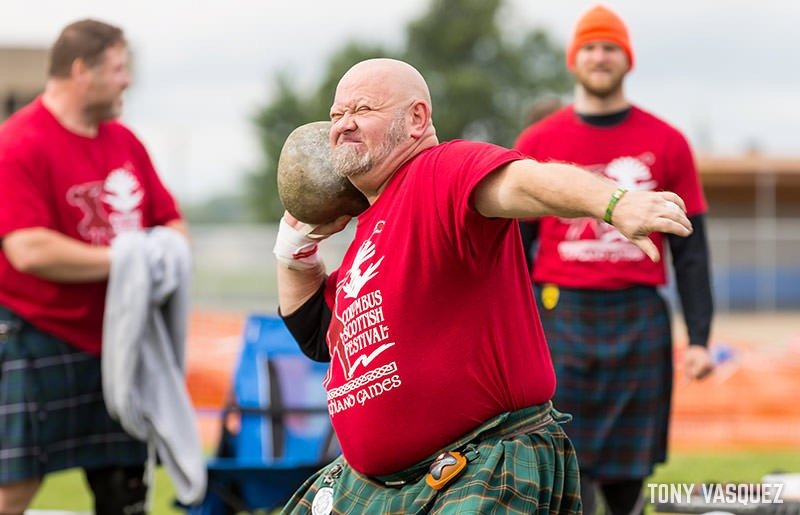 A weekend of all things Scottish