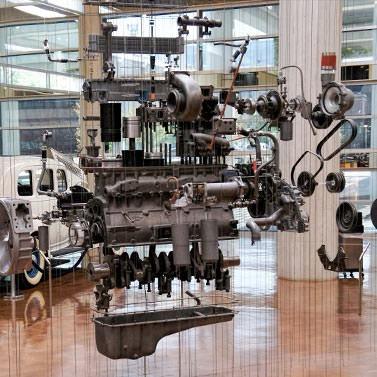 Exploded Engine, de Harak