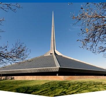 North Christian - Eero Saarinen