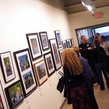 Ivy Tech Gallery event