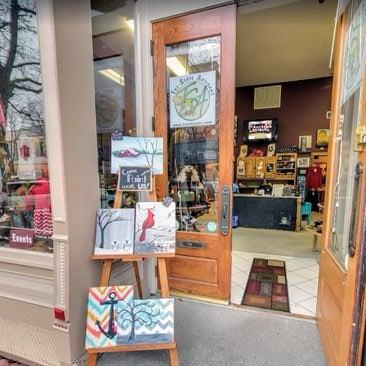Tri-State Artisans front door