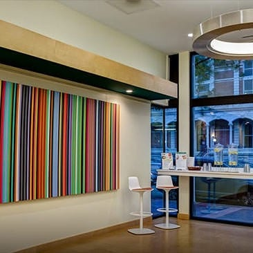 Wellconnect Gallery, photo by Tony Vasquez