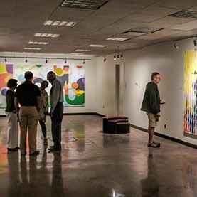 IUCA+D Gallery, photo by Tony Vasquez