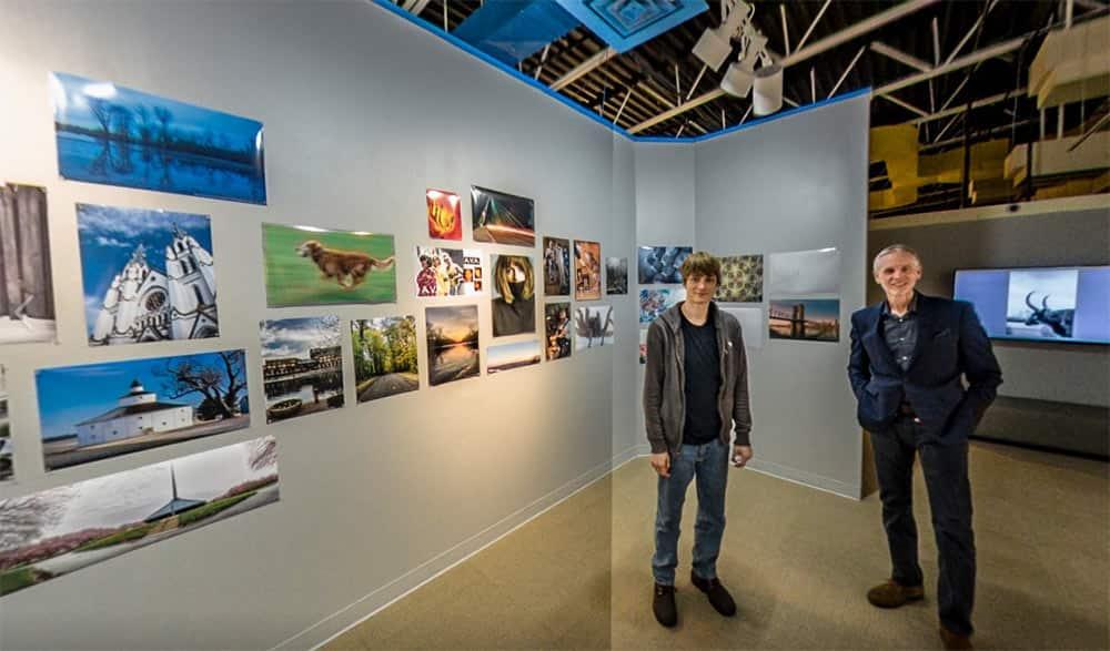Ivy Tech Columbus Vis. Comm. Gallery