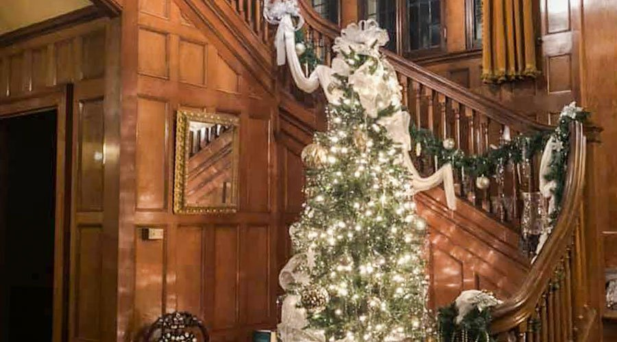 Inn and Historical Society Offer Old-Fashioned Holiday Fun