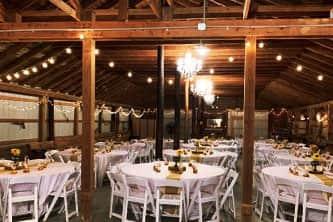White Creek Acres wedding venue