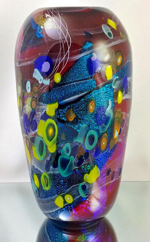 Indiana Artisan vase