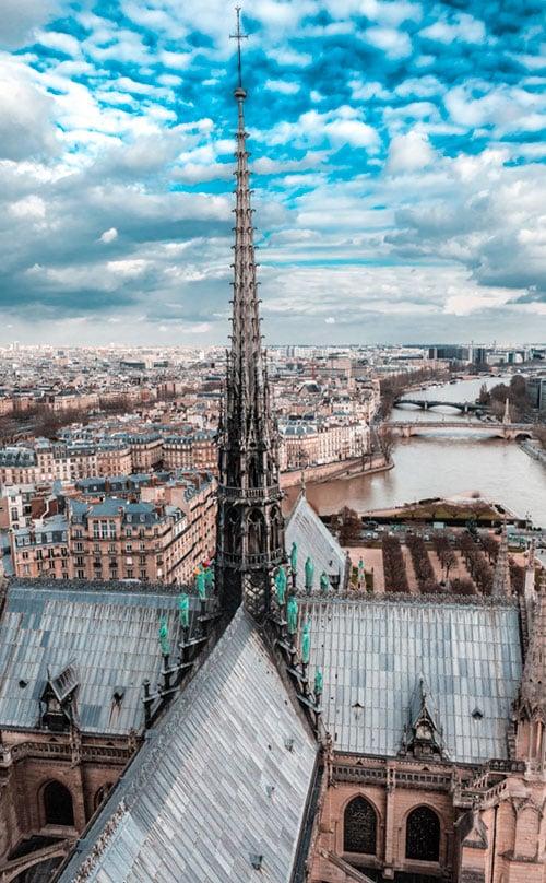 Indiana Artisan photo of Paris