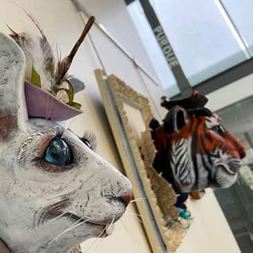 Indiana Artisans exhibit - 3D